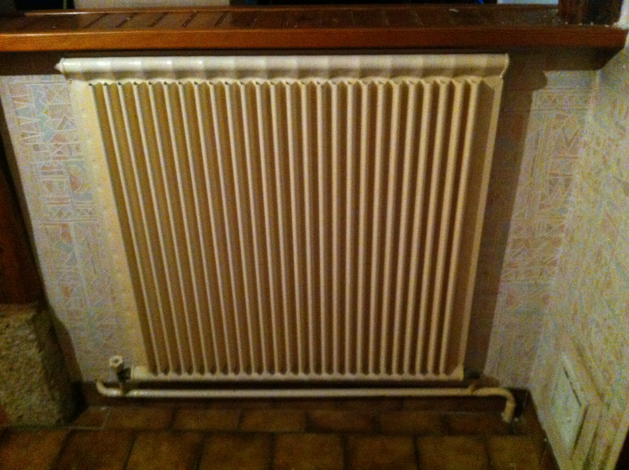 Re d monter un radiateur en fonte communaut leroy merlin - Demonter un radiateur en fonte ...