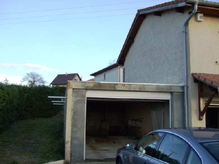 comment construire garage accolé maison