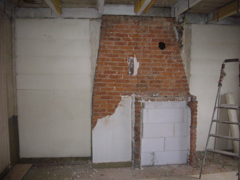Casser Une Cloison En Brique casser cheminée en brique de 200 ans - communauté leroy merlin