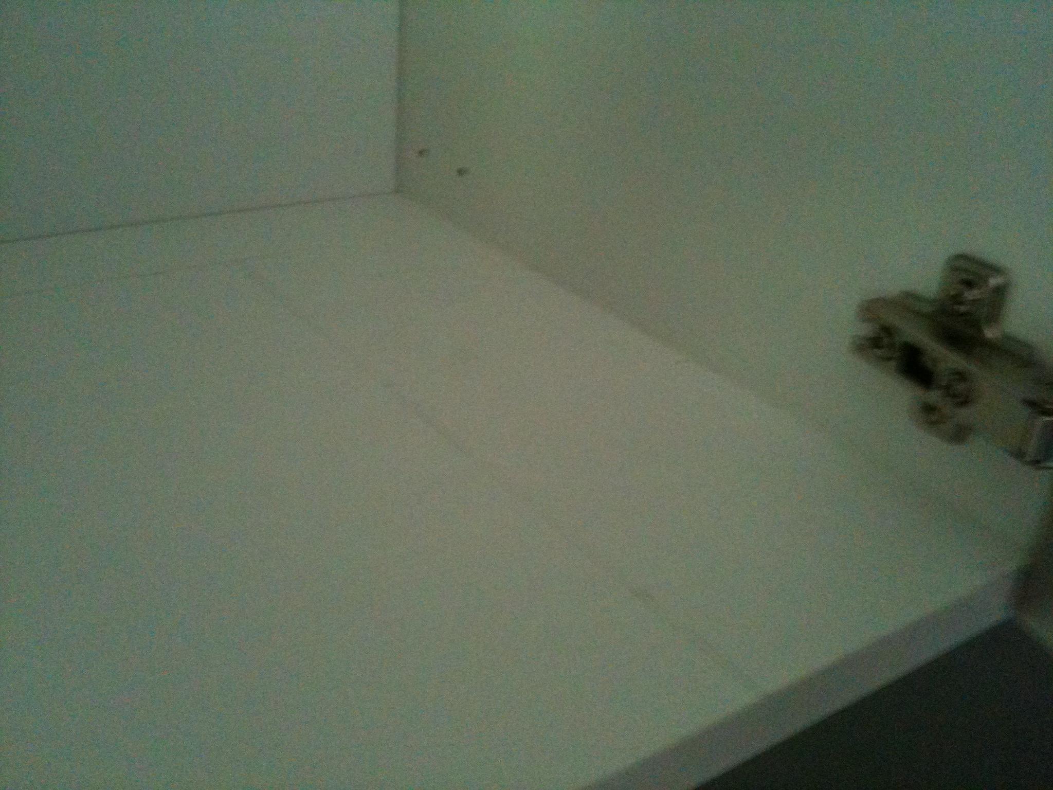 Résolu : Pose d'une hotte à tiroir dans meuble haut - Communauté Leroy Merlin