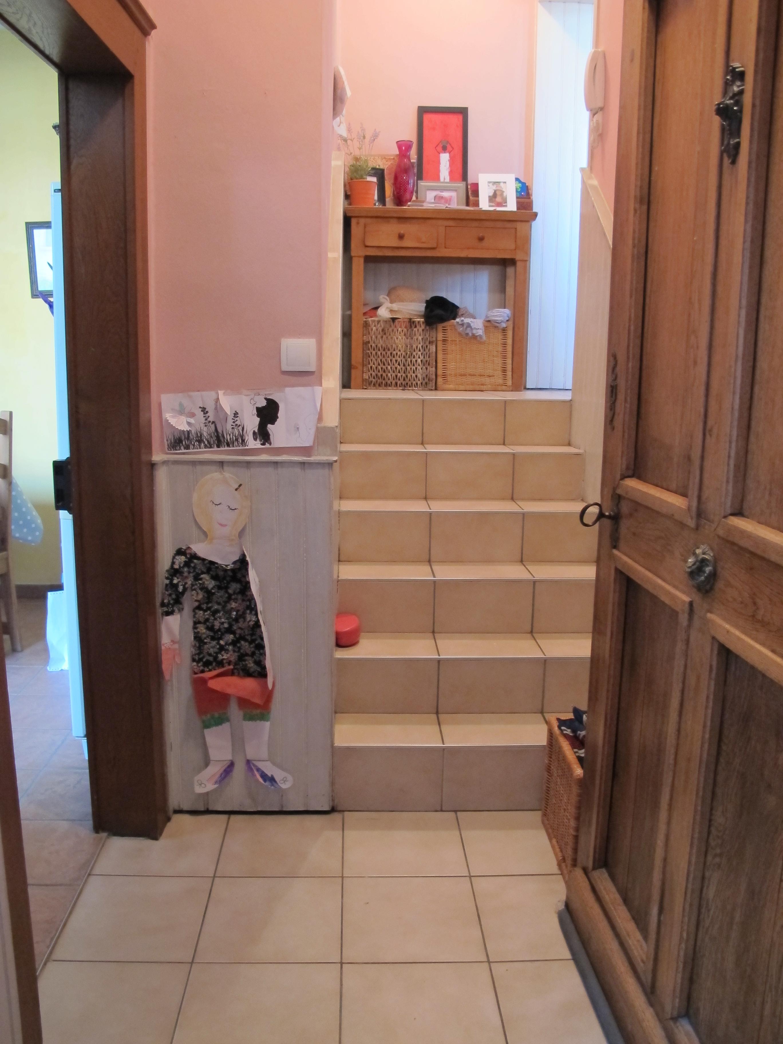 Avec Quoi Recouvrir Un Escalier En Carrelage recouvrir un escalier carrele - communauté leroy merlin