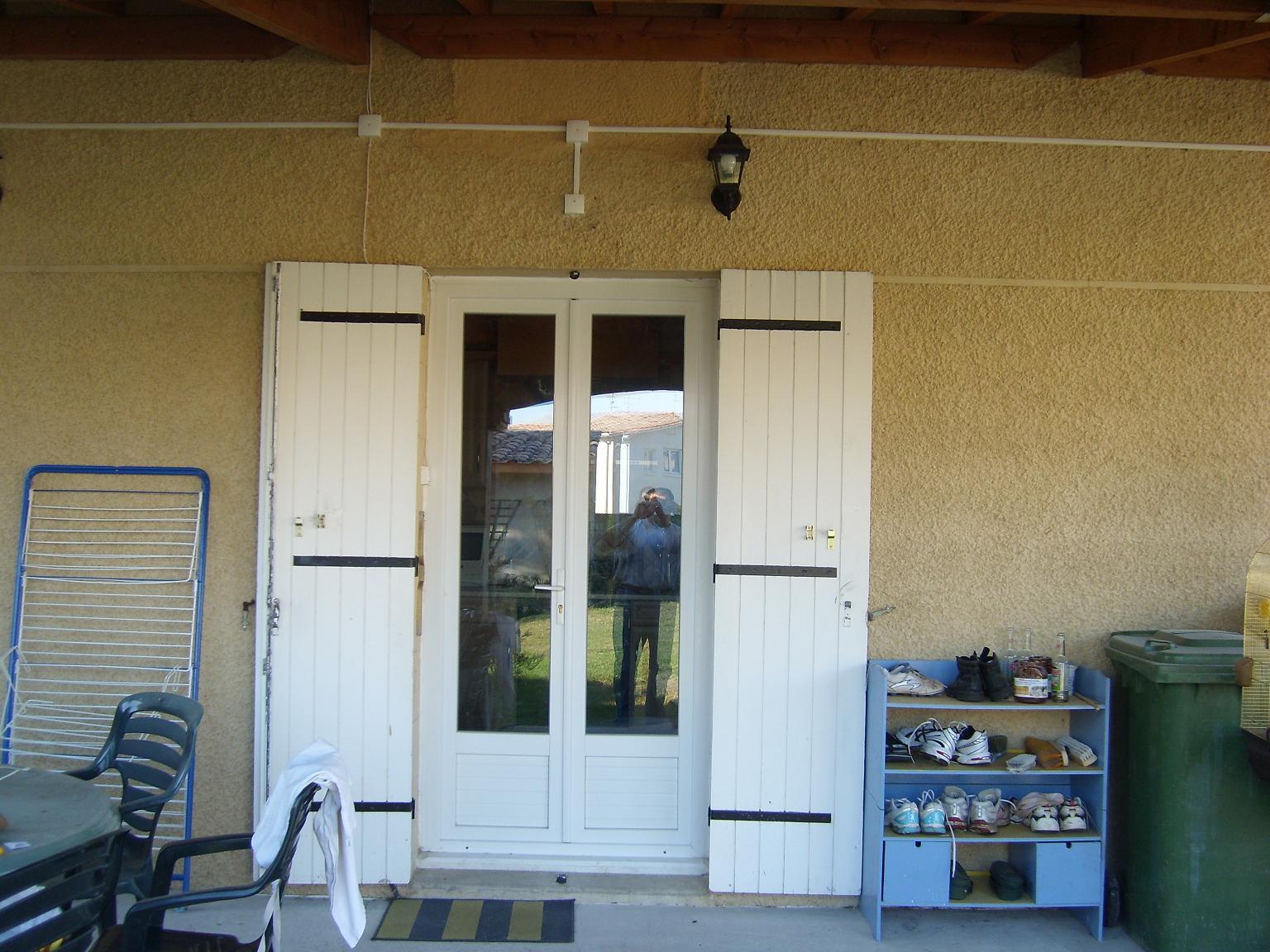 Agrandir Porte Fenêtre En Baie Coulissante Communauté Leroy Merlin