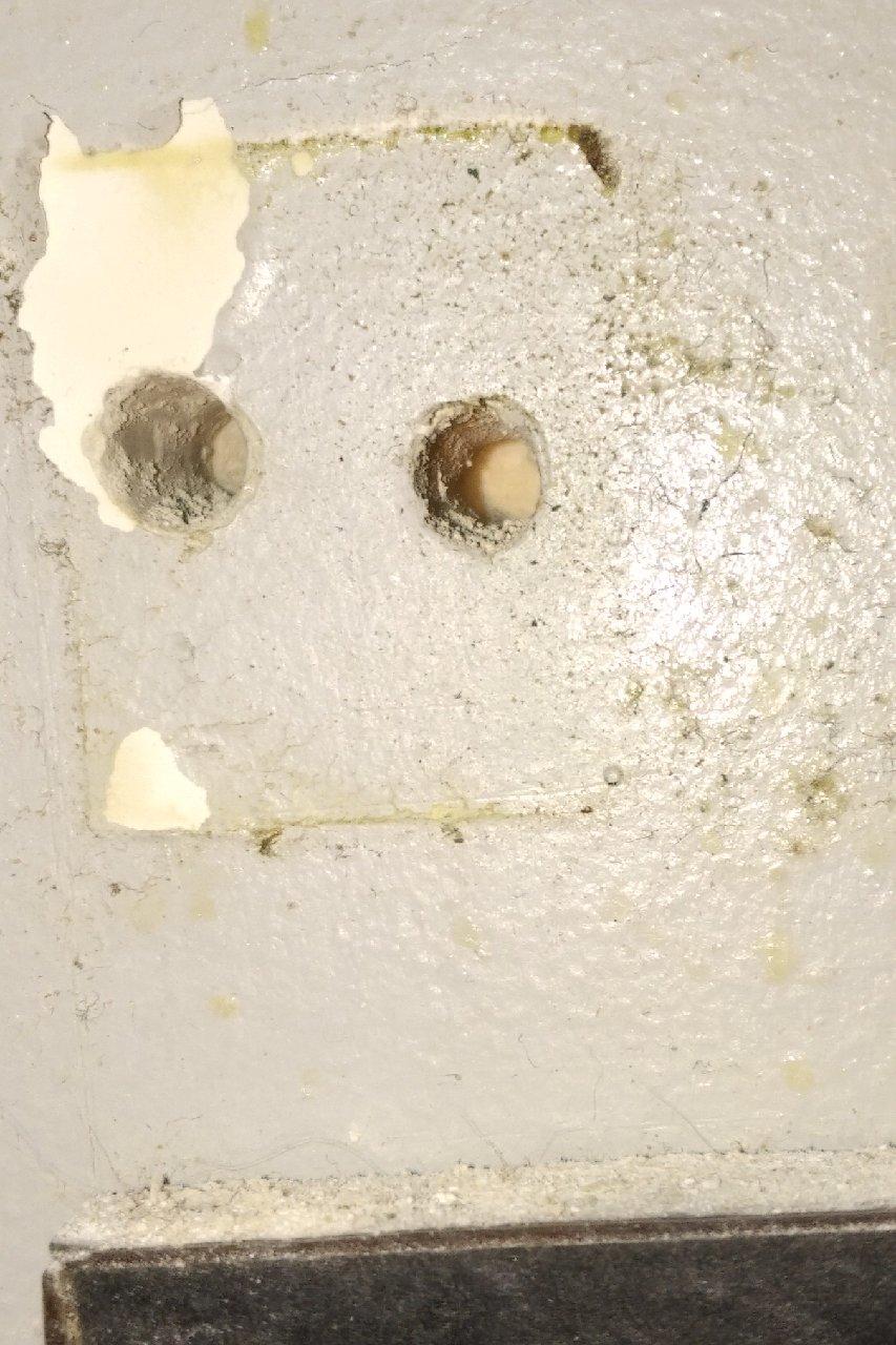 Vieujot Platre Et Chaux rénovation mur cuisine - communauté leroy merlin