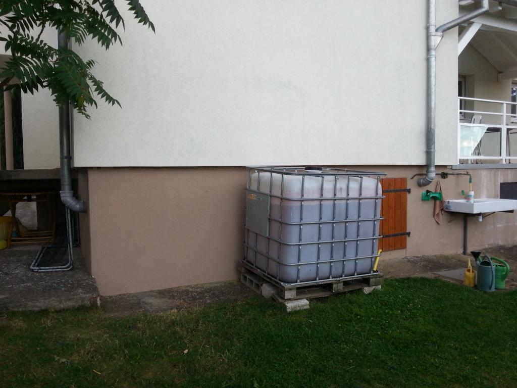 Le Bon Coin Applique Murale récupérateur d'eau le bon coin