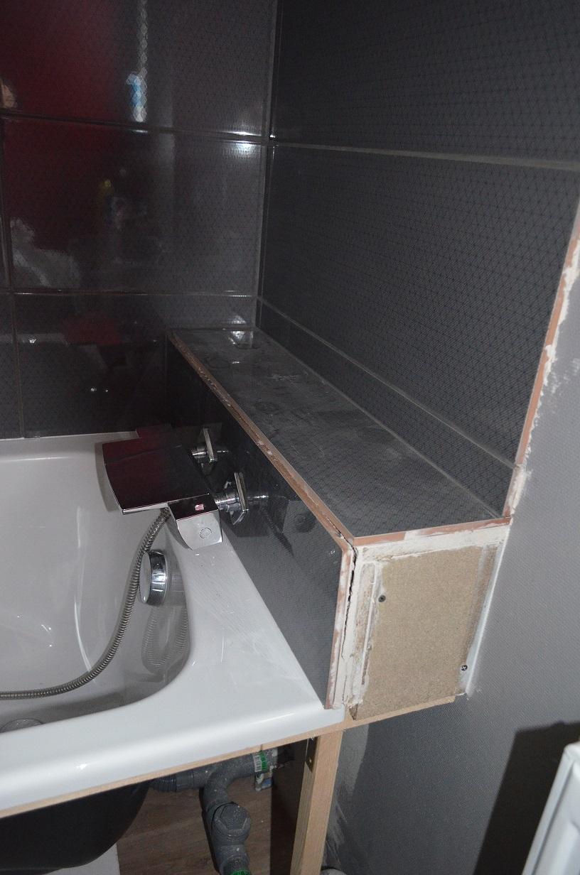 probleme de pare baignoire communaut leroy merlin. Black Bedroom Furniture Sets. Home Design Ideas