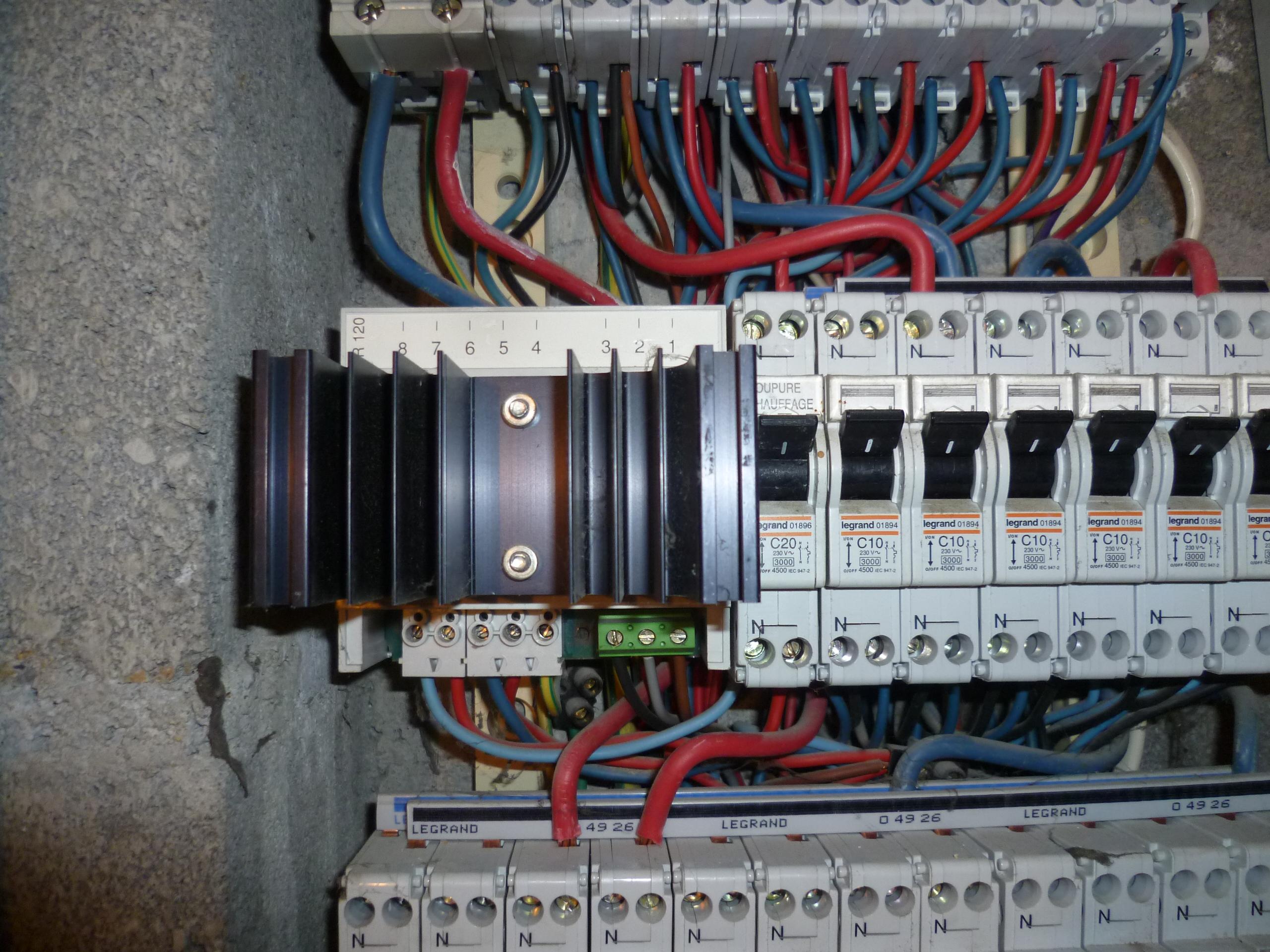 Controler plancher chauffant électrique et program... - Communauté Leroy Merlin
