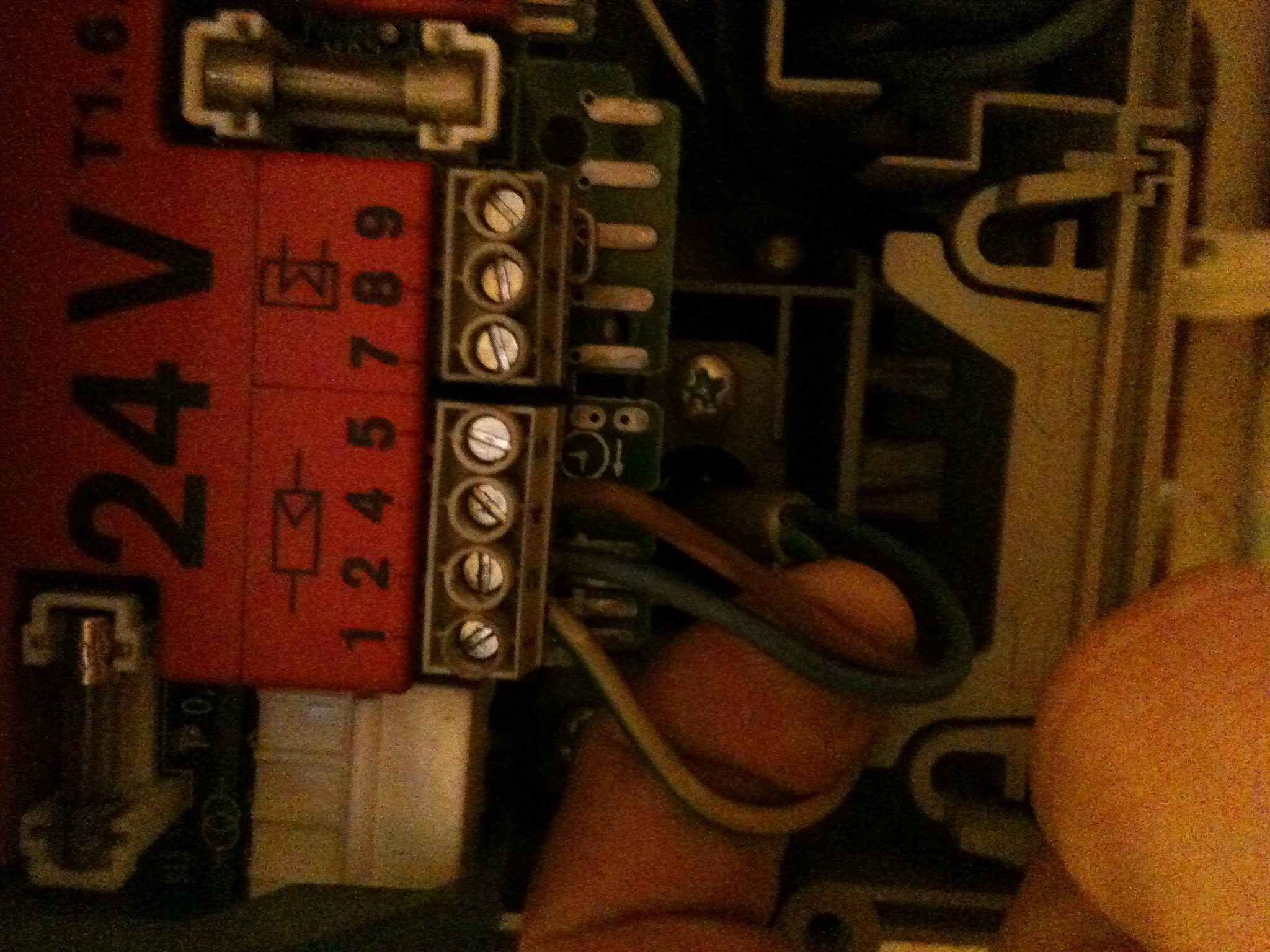 - Probleme thermostat chaudiere ...