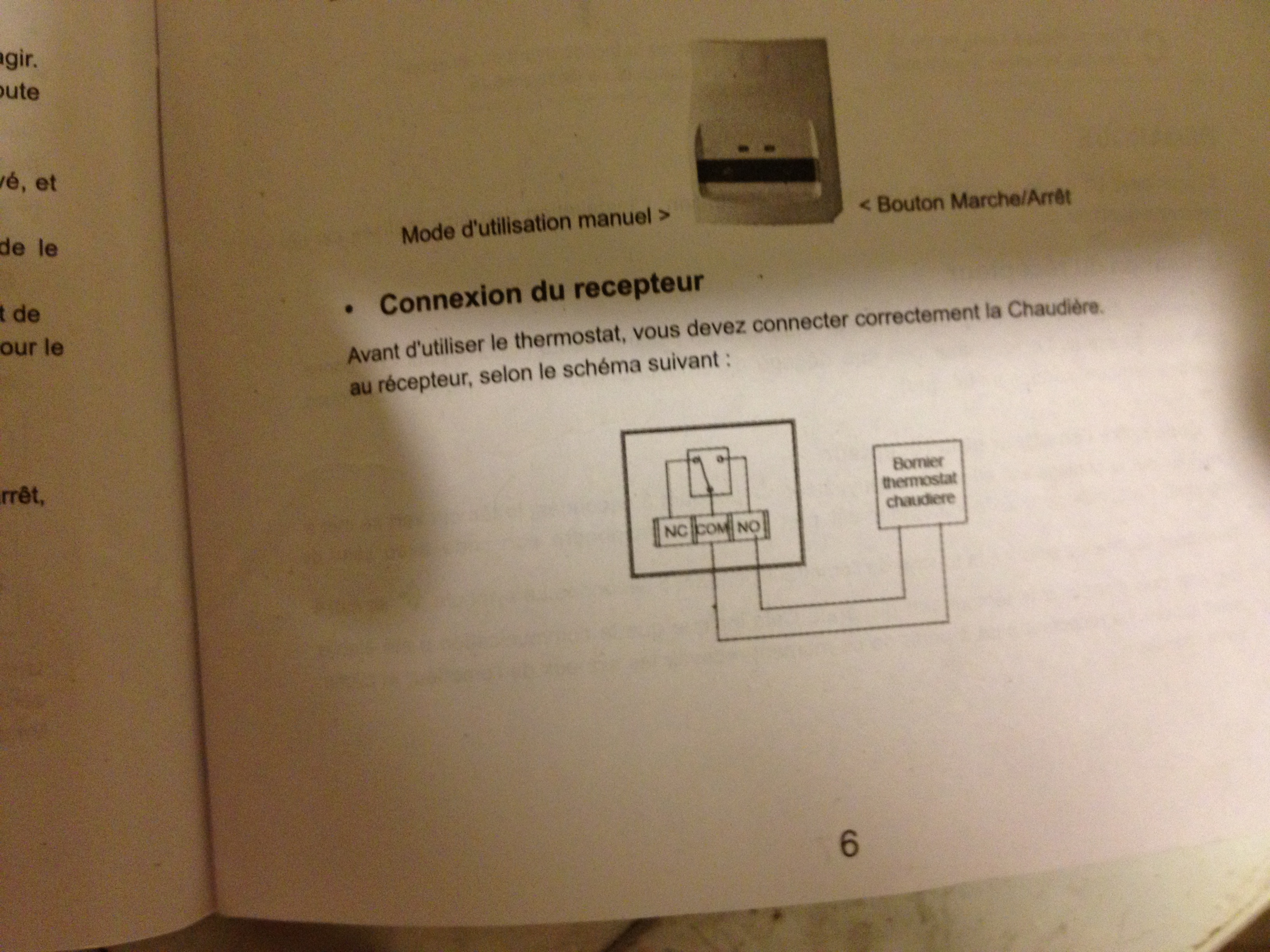 Img 0405 jpg - Probleme thermostat chaudiere ...