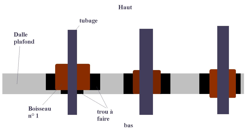 monter un conduit de cheminee en boisseau pour tub. Black Bedroom Furniture Sets. Home Design Ideas