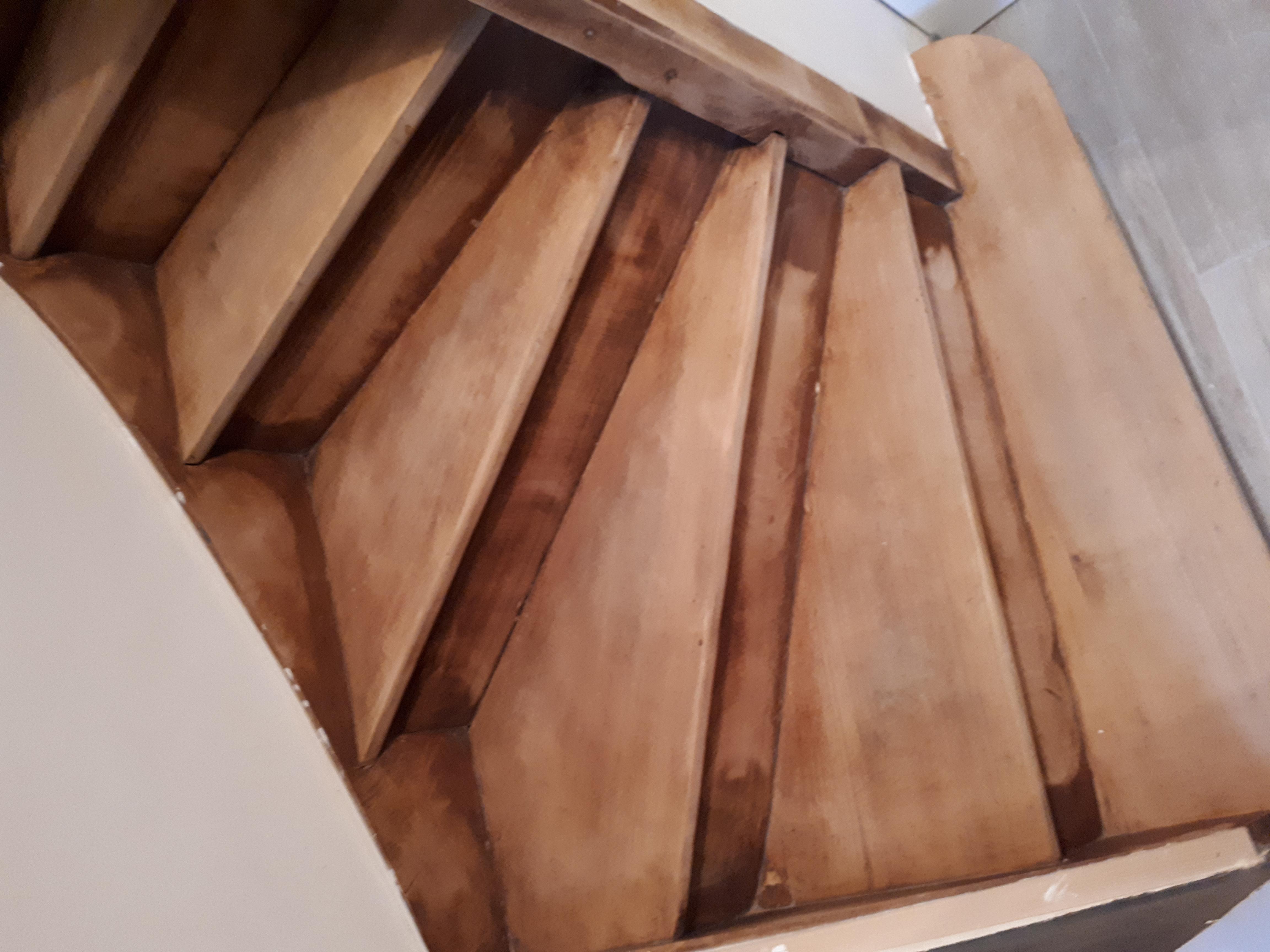 Peindre Son Escalier Interieur Communaute Leroy Merlin