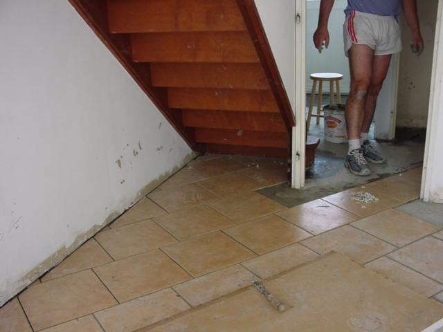 placard sous escalier - Communauté Leroy Merlin