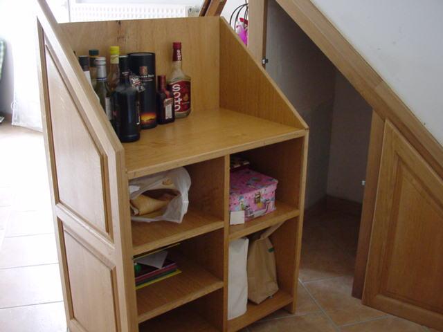 placard sous escalier - Forum d'entraide
