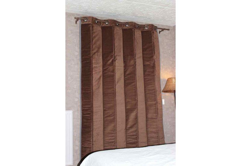 porte blind e et isolation phonique couloir communaut. Black Bedroom Furniture Sets. Home Design Ideas