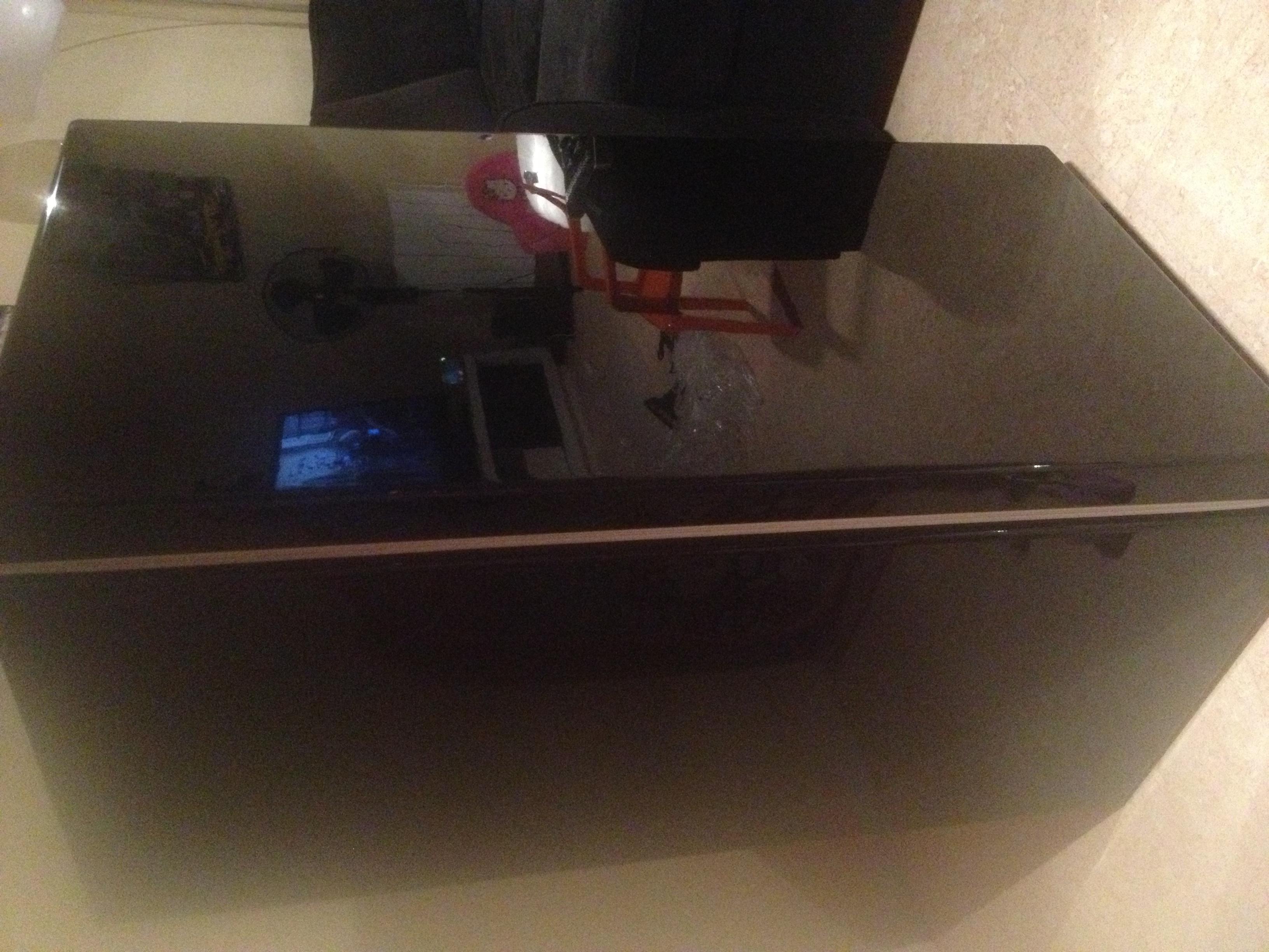 peindre un frigo communaut leroy merlin. Black Bedroom Furniture Sets. Home Design Ideas
