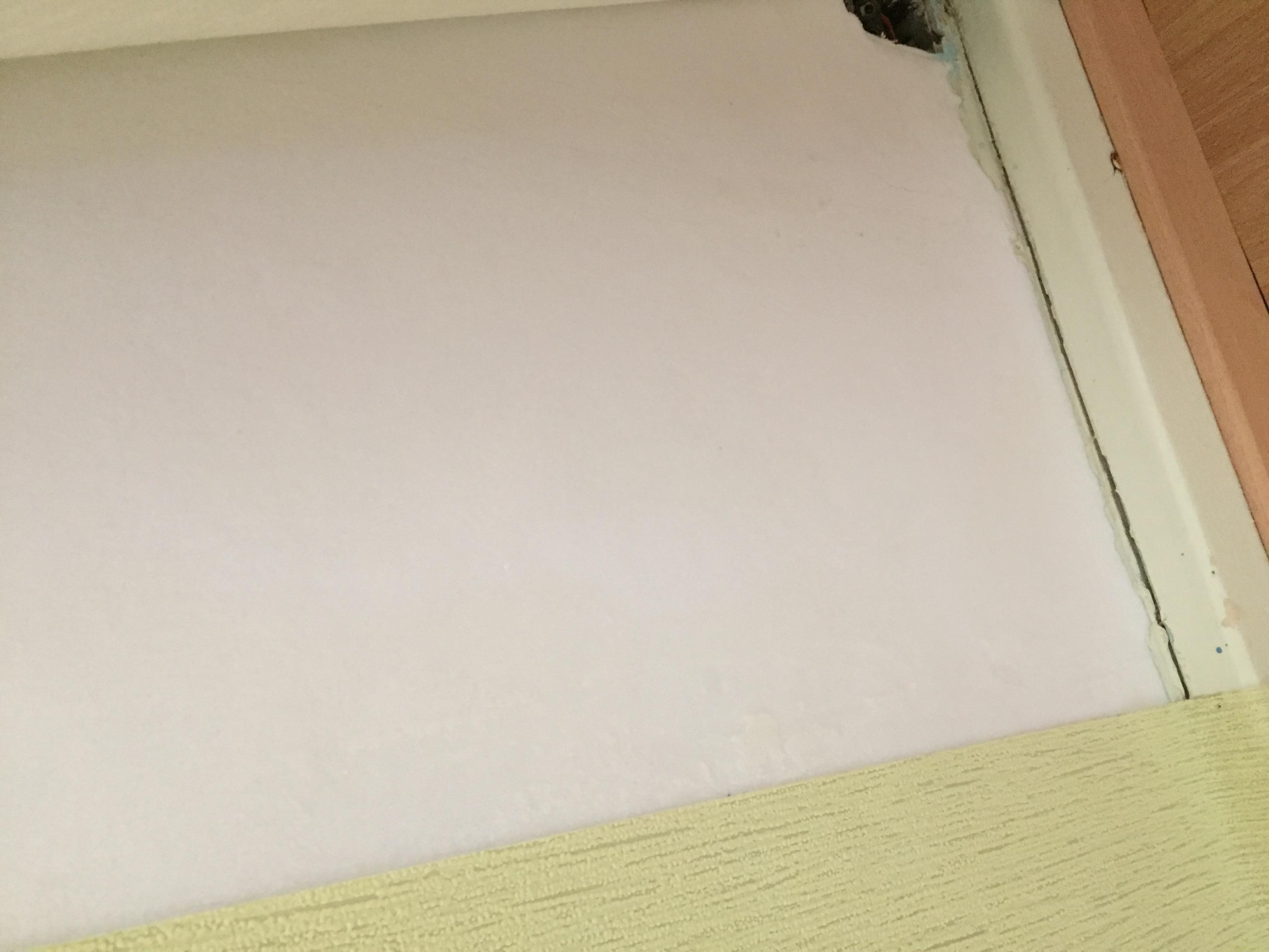 re re re peinture ou papier peint chambre en. Black Bedroom Furniture Sets. Home Design Ideas
